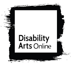 logo for Disability Arts Online