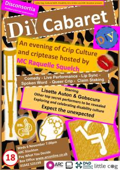 vibrant poster giving all the details about the event which I have written below this poster