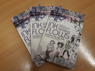 Front cover of INK FLOWS