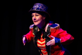 DIY Crip Cabaret - Photo Credit -Taken at the Disconsortia DIY Cabaret by Kev Howard